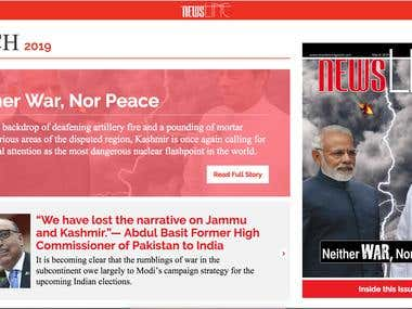 Newsline Magazine