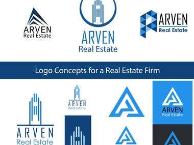 Different Logo Concepts for one Firm