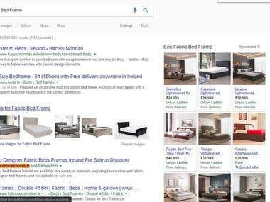 Top 5 #Rank in Competitive Market - #Furniture SHOP - #SEO