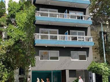Building Boyaca - Bs. As. - Argentina
