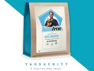 Tassafritt Package design