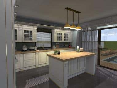 Danacı House - Kitchen