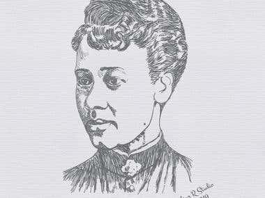 Hand drawn Sketch (vector)