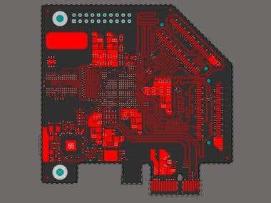 FPGA PCB Board