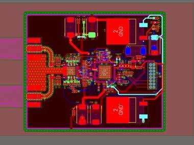 RF Tuner Board
