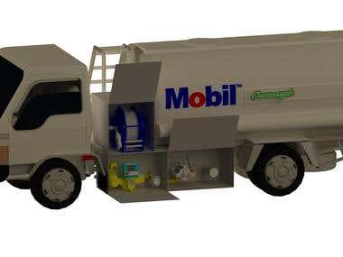 Fuel Truck Dispensing