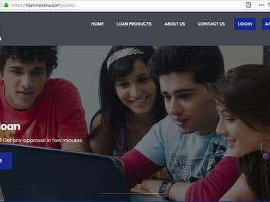 php /laravel site