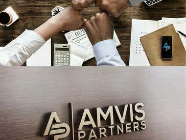 amvis brand identity
