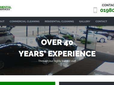 Environmental Cleaning Services