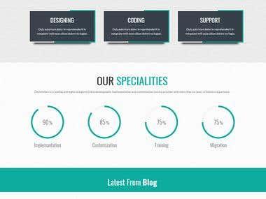Wordpress- Woocommerce