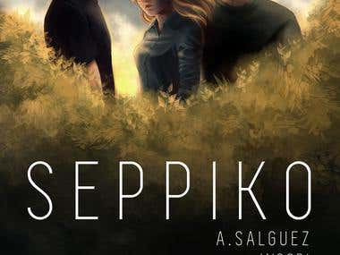 Seppiko, a comic without words (Comic Cover)