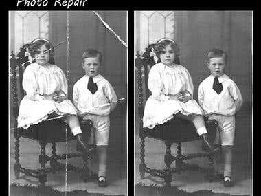 Old Photo Repair