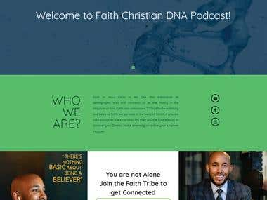Faith Christian DNA