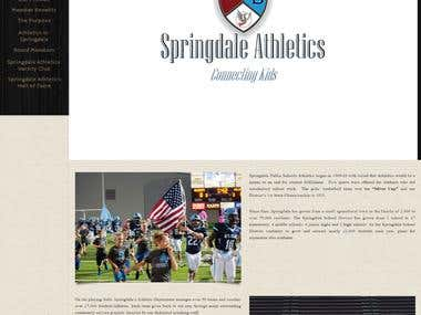 Springdale Athletic Foundation