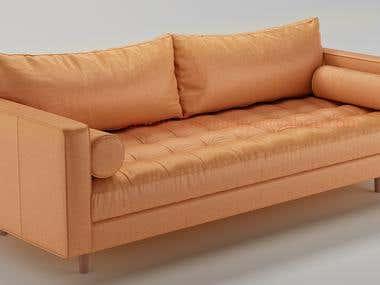 Furniture modeling and design