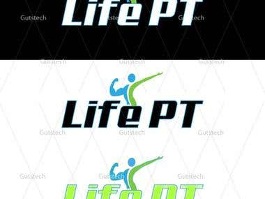 Fitness Logo for Personal Trainer