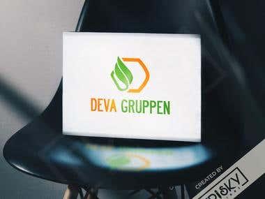 Deva Gruppen Logo & branding project