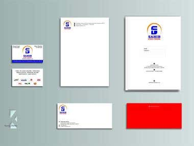 Corporate Identity & Customized Invitation Cards