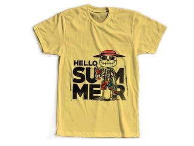Cool T-shirt design