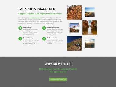 Larapinta Transfers