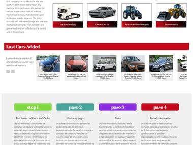 Car Site- http://autoportal-subasta.com/