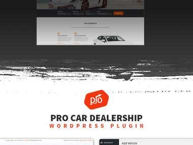 Auto Showroom - Car Dealership in PHP