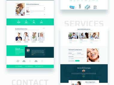 Brivona - Medical, Health and Hospital in PHP and Wordpress