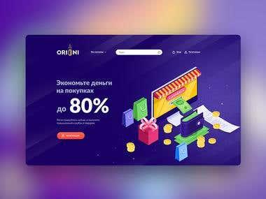 Orioni - cashback service