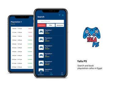 Yalla PS Android & IOS application