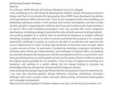 Art Director/Graphic Designer