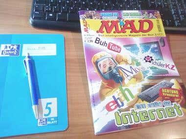 MAD – Das intelligenteste Magazin der Welt