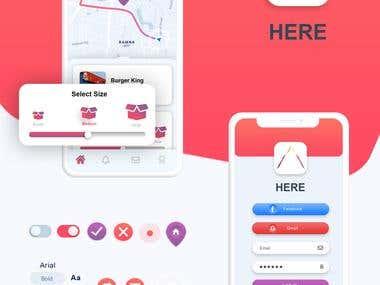 App Design.