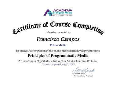 Academy of Digital Media