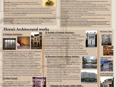 Architectural research