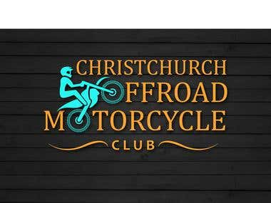 Christchurch Offroad Motorcycle Club | Logo Designing