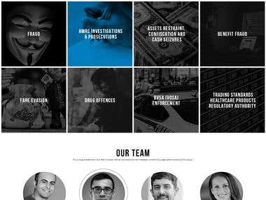 Makwana Solicitors | Website Design