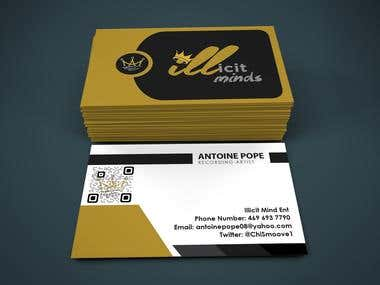 business card design 3