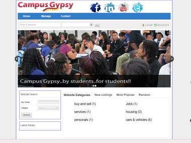 Campus Gypsy