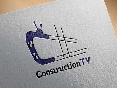 Construction TV Logo