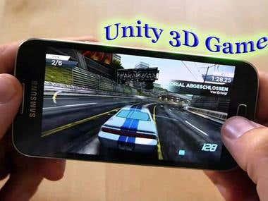 Unity 3D Game App