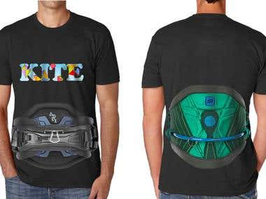 T-Shirts Product Design