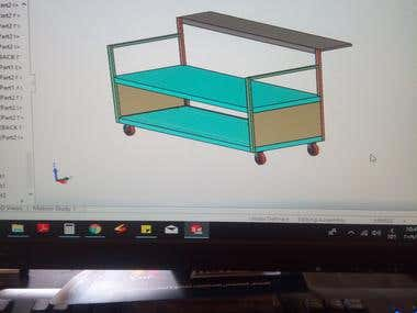 DESIGN OF ANOTHER HOTEL CABIN PROJECT