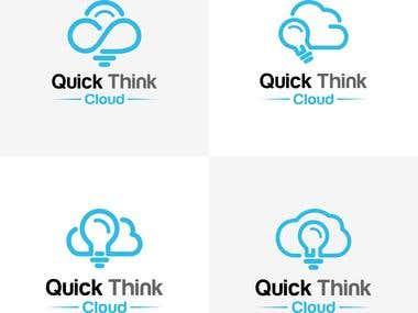 quick cloud Logo