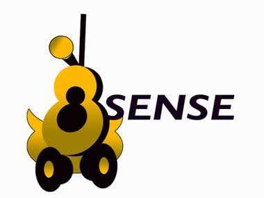 8th sense Logo