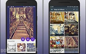 Deep Art Mobile App