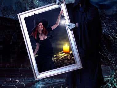 manipulate fantasy photos