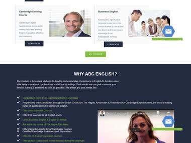 Test ABC (Online Course Portal)