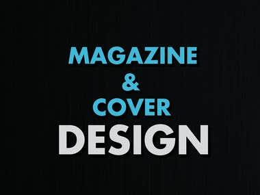 Magazine & Cover