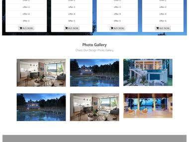 fully responsive property design