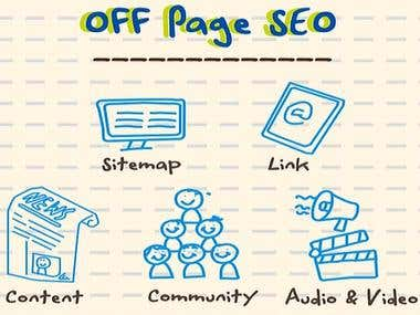 off page Seo l Link Building